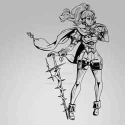 One More Anna Redesign - Fire Emblem - WIP