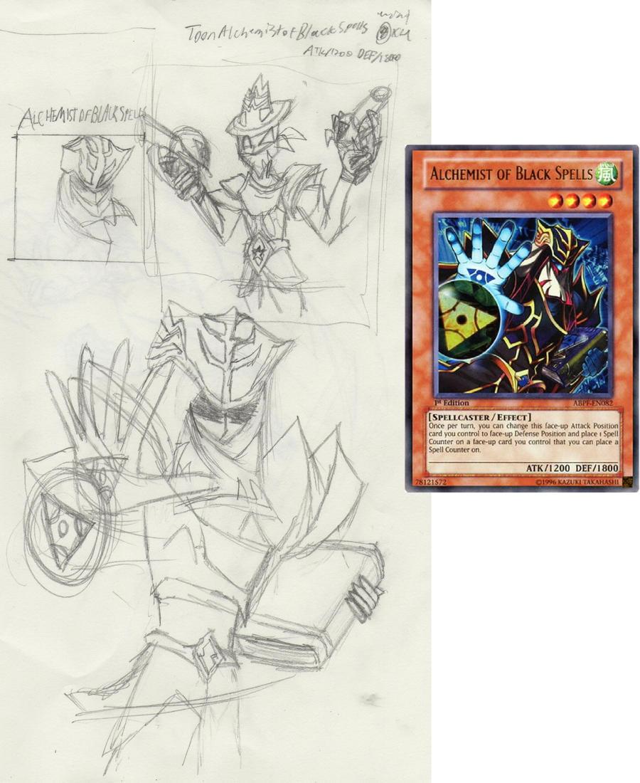 Alchemist Of Black Spells