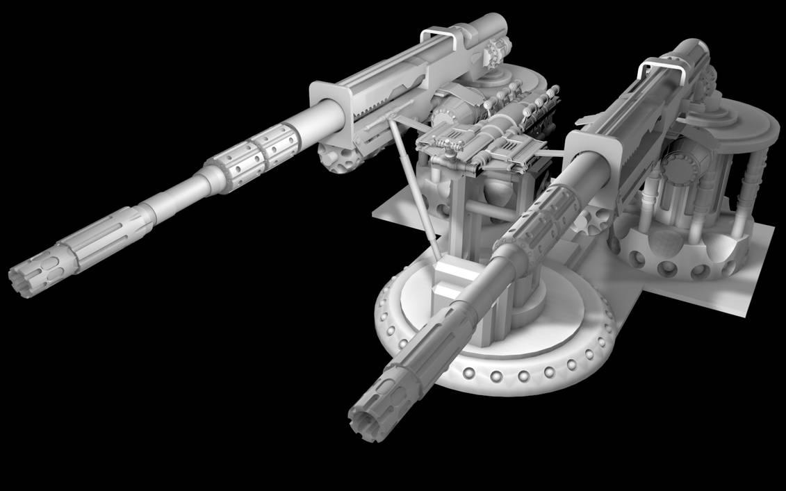 F-8 Turret [WIP]