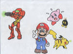 Assorted SSB Characters