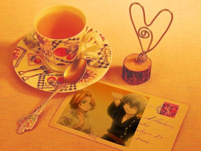 Love Mail - Gin x Rangiku by akira97