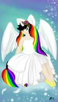 Inspired Dresses ~~ Lightning Bliss  by RuthPainter