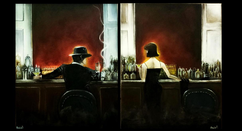 Cigar Bar/Evening Lounge by alyciaeplank - 118.4KB