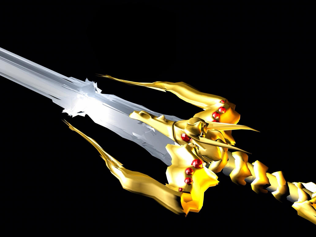 dragon sword3d-fredee on deviantart