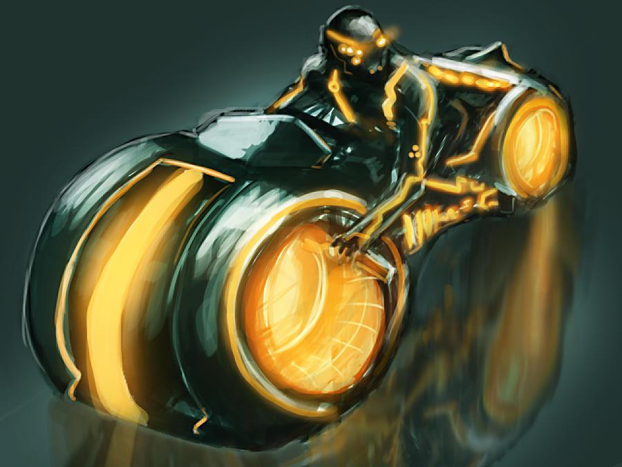 Rinzler speedpaint by helioart