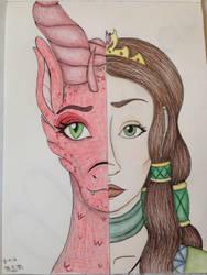 Aelwen by LadyRobot