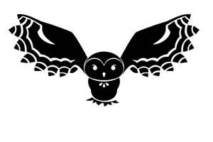 Owl 04 by LittleDemon74
