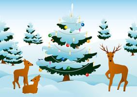 Christmas by LittleDemon74