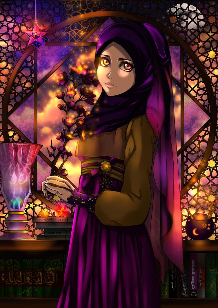 Ramadan 25  by Blue-Luminary