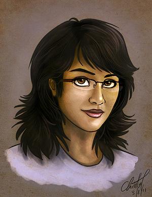 self portrait 2 by blayrd