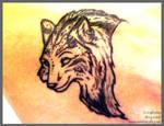 Tattoo-ed- Wolf