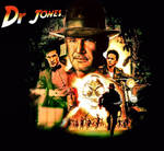 Dr jones movie poster