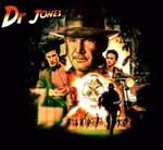 Dr jones movie poster