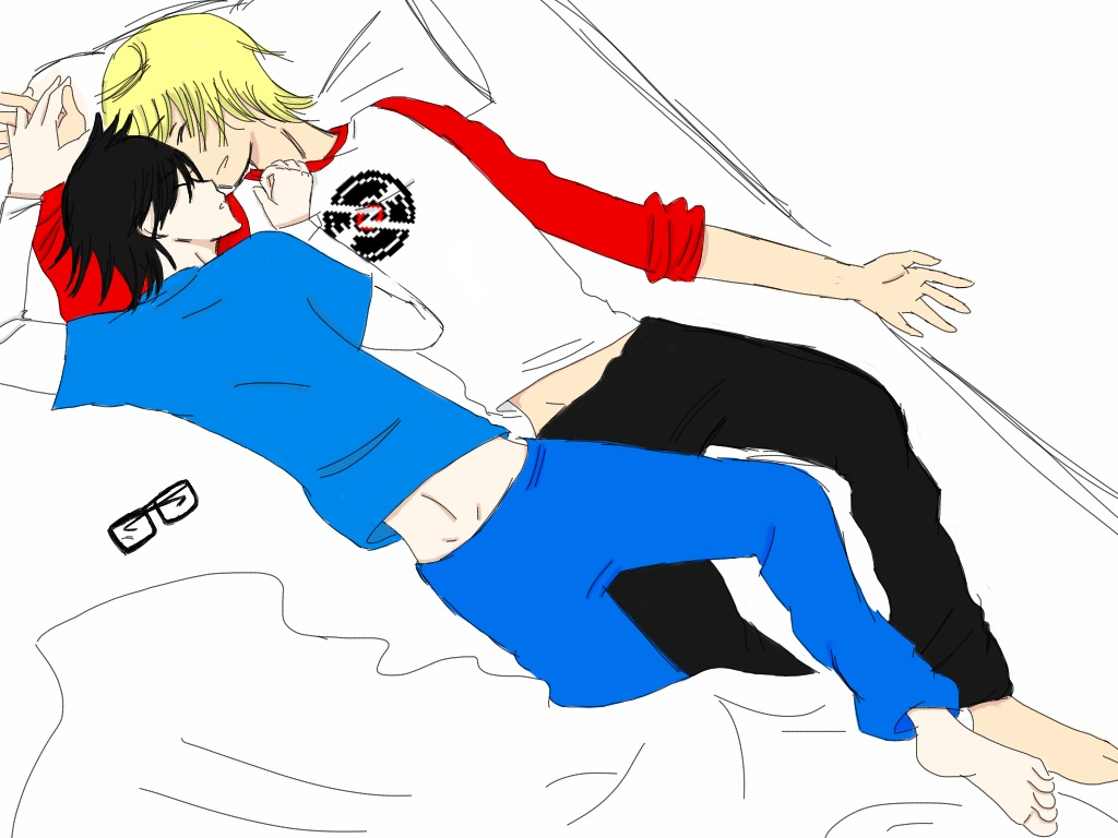 Dave and John :3 by BishieYaoiFiend on DeviantArt
