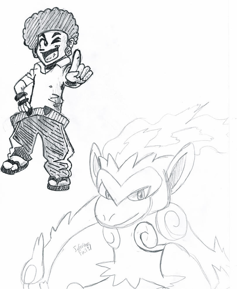 Infernape Coloring Pages Coloring Pages Infernape Coloring Pages