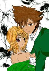 Tai and Sora