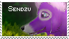 Sendzu stamp by Imaginary-Rat