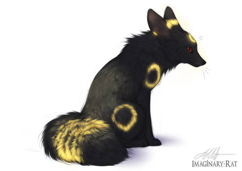 Eevee Week - Umbreon