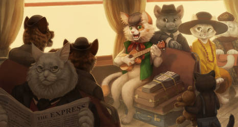 Musician by Definition by ImaginaryRat