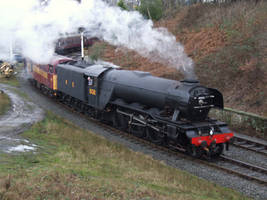 Return of the Flying Scotsman... 09/01/2016 by DaveOnTheRails