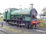 GWR/Port Talbot 813, Kidderminster