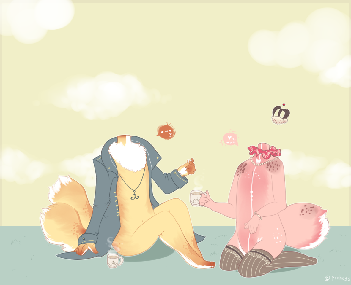 .:More Sugar, Lad?:. by Pieology