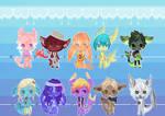 Bloop Sharks 1 [Rainbow Edition] .:Closed:.