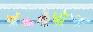 Playful Gummi Pups 1 .:Closed:.
