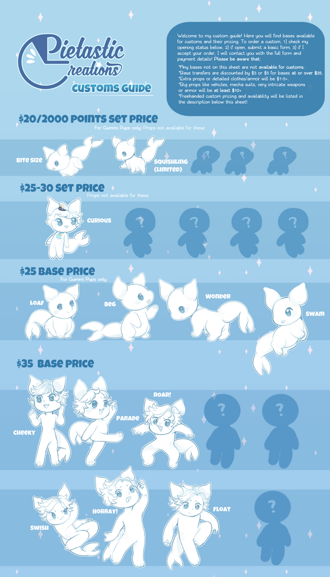 .:Custom Guide:. by Pietastic-Creations