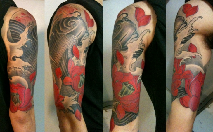 My right arm - Over by LeHudiaa