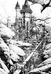 Fantasy City - Closer look by MiG-05