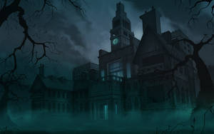 Haunted Mansion by MiG-05