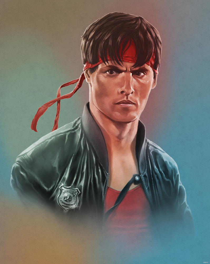 Kung Fury by MiG-05