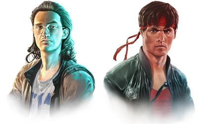 Hackerman+Kung Fury
