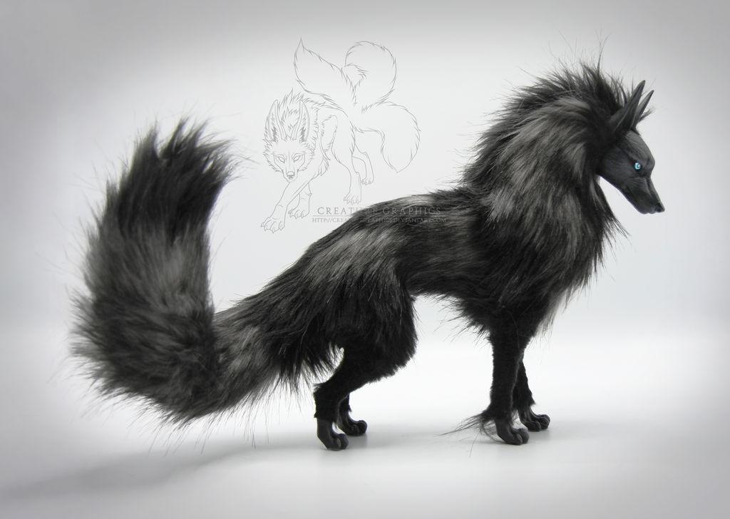 Dagnis OOAK Custom Regular Saevus Wolf Commission