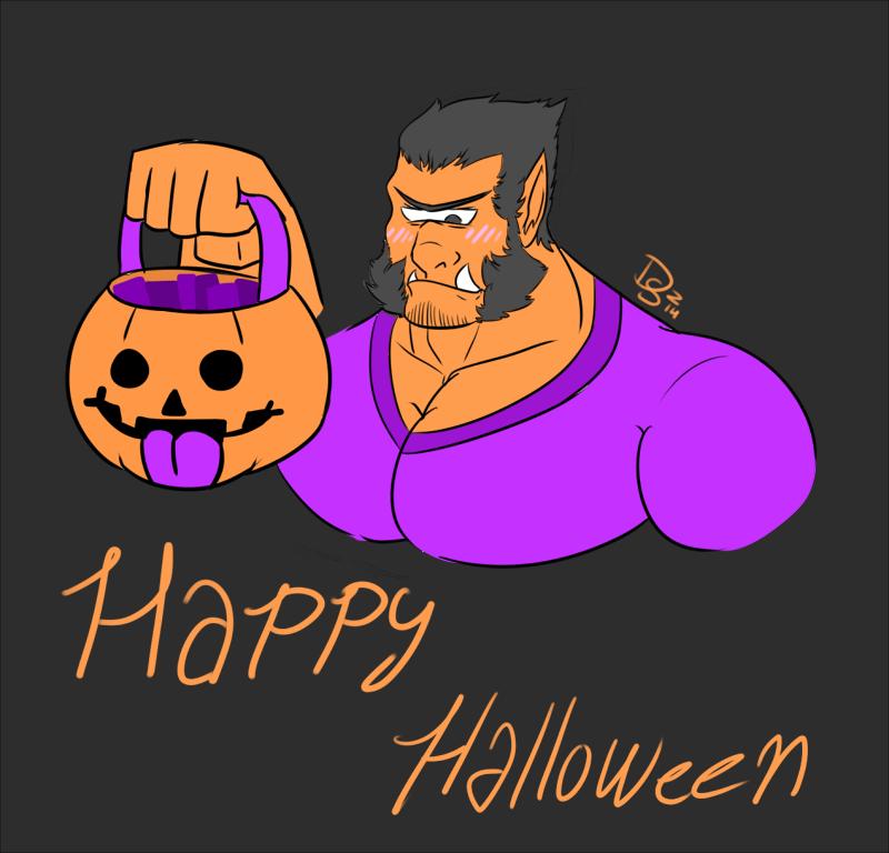 Halloween Cyclops by DSz