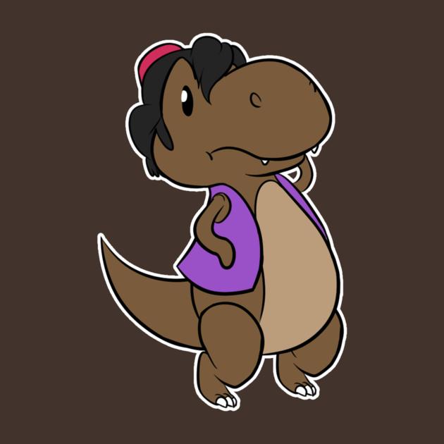 Aladinosaurio - Disney Version by DSz