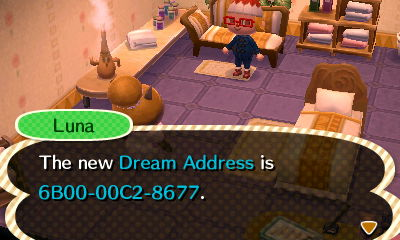 My New Leaf WA Town's Dream Address (UPDATED) by PRTArtist