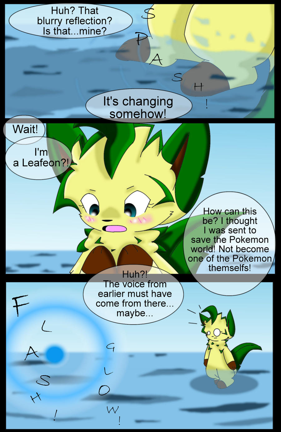 Pokemon Mystery Dungeon Gates To Infinity Page 2 By Zander