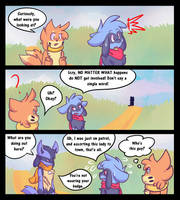 Hope In Friends Chapter 2 Page 32 by Zander-The-Artist