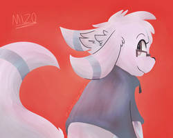 Mizo The Umbreon by Zander-The-Artist