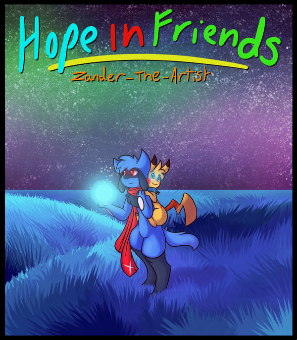 Hope In Friends Cover Remade Again
