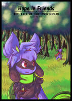 The Tale of The Two Riolus Cover by Zander-The-Artist