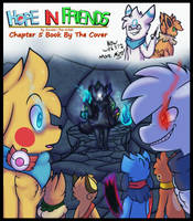 Hope In Friends Chapter 5 Cover by Zander-The-Artist