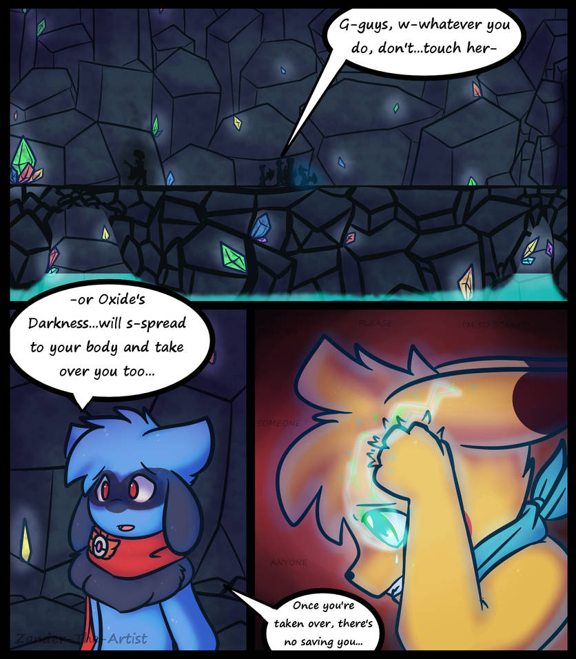 Hope In Friends Chapter 5 Page 2 by Zander-The-Artist