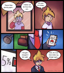 Hope In Friends Prologue Page 3 by Zander-The-Artist