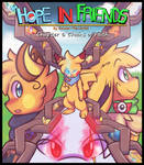 Hope In Friends Chapter 6 Cover