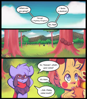 Hope In Friends Chapter 1 Redo Page 15