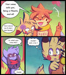 Hope In Friends Chapter 1 Redo Page 16