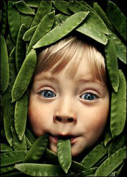 I love peas